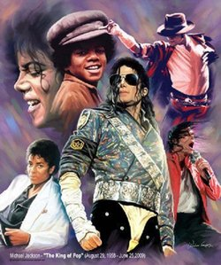 """I found when i was in my car my sister told me & I didnt believe her until EVERY STORE i went to that same jour they would have newspapers & magazines saying """" THE KING OF POP IS DEAD """" i was like , in shock , like i couldnt believe what i was seeing & hearing , i felt like a huge wave just hit me . I remember that jour perfectly well >:'( !"""