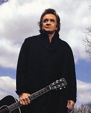 kegemaran singer, Johnny Cash