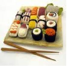 Sushi!!! nom nom nom