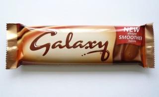 I Cinta Chocolate especially Galaxy^^