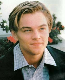 Leonardo dicaprio all the way!