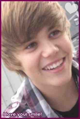 JUSTIN BIEBER!!! and NO i don't LIKE i LOVE! :D ♥