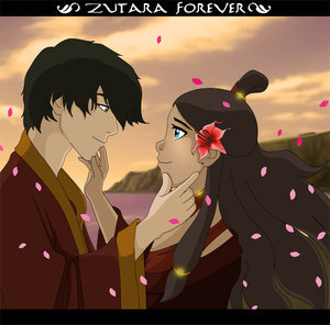 zutara!!! lurv them! this image is property of kuro the ninth son.