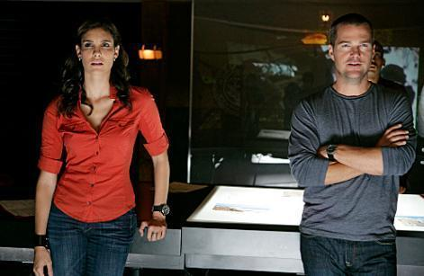 Here, NCIS:LA, my two Favorit characters.