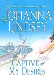 Captive of my Desires by Johanna Lindsey it's about girl power and a hot passion hahaha