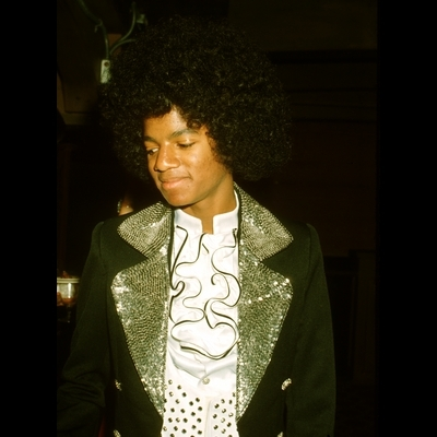 This was in 1974, he was 16. =)