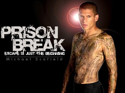 The ultimate prison break