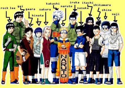 naruto, good easy to follow plot