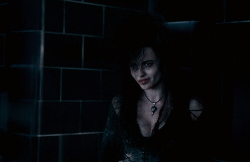 Crucio cause it just sounds like fun *evil smirk* muahahahahahaha!!! see my evil smirk would look like this...