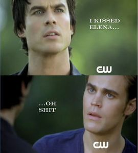 Ian Somerhalder and paul Wesley :P gosh 2 hot guys! i would pag-ibig it!