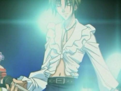 Ryuichi sakuma from gravitation......Sure he's gay but just being face to face is enough.. ahhhhh