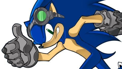 Sonic;NAW MAN I'D KILL HER BUT SEGA WON'T LET ME....(looks st shotgun)