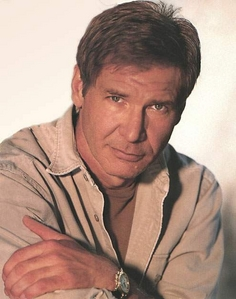 Probably Harrison Ford. He's so hot!!!