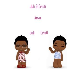 My twin sister died a few days ago. R.I.P Cristi
