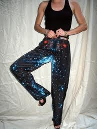 its gotta be: are those l'espace pants? because your cul, ass is outta this world! ;]