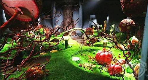 Willy Wonka's Шоколад room = my kind of heaven.