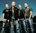 Nickelback! Oh yeah!!! XD