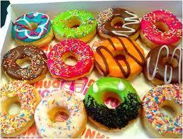 I prefer doughnuts...