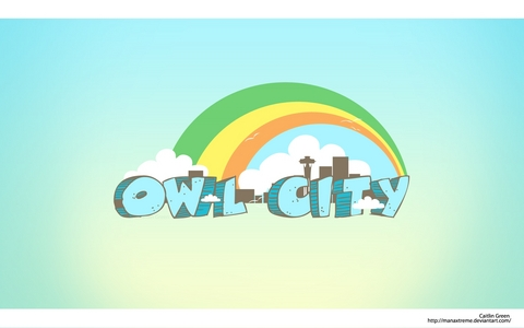 Owl city one of my Favs!! XD