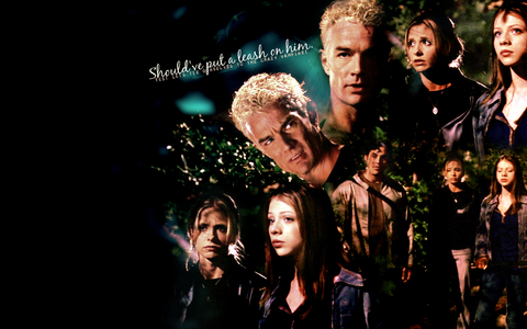 Buffy the Vampire Slayer. XD