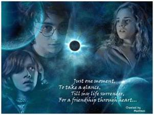 [i]O K..First i thought i'll post when i get time.But when i got time i saw that its full and i don't wanna be left out, do i?[/i] [b]Its only 1 Jahr since i became an HP fan, you'll be surprised to hear.I became a Fan in 2009 April - summer vaccation.[/b] Until that, i didn't know anything abt HP.Except that i know its a series of books.My father always compelled me to read Harry Potter Bücher (even though he didn't) when i always complained abt not having enough Bücher to read.But i thought that its a book for intelligent, book-worms(as i didn't know abt it clearly).Then too, one day, at night, i took out one book and started reading.it was the 6th one as i didn't know the order.Obviously,I couldn't understand anything as i didn't know the story and also it was starting where the Muggle Prime Minister meets fondant, fudge and Scrimgeour...I gave it up as a bad job... Then one day, my sis was telling me the story of Chamber of Secrets and i got a bit interested.She told me the stories of 6th and 7th also.But i was not really listening to her. Days passed and it was the hols and my sis asked my dad whether the DVDs were there oder not.He sagte it there and she sat there watching the 2nd one.I happened to see that and i badly wanted to see it from the beginning onwards(coz i saw the Ford Anglia nearing liguster, privet Drive).i enjoyed it thoroughly!!i spend my vaccation watching HP Filme (1 to 5) and there wasn't a single Tag in which i wasn't watching....then i thought i could try Lesen the Bücher and did... OMG!!!!!!!!!!I always exclaimed 'why didn't i read it b4?' Du know, b4 i bcame a fan, my dad was forcing me to read HP Bücher and watching Filme and now, after i bcame a fan, he's started to beg me to stop Lesen the same Bücher and watching the same movies.when the school days came, i was really a changed person, quite changed.I talked my bff, Aiswarya into Lesen HP.Now, there's no one in my class who doesn't know that i'm an HP fan!