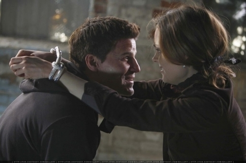 Booth&Bones <3 - Because they give me chills.   I agree. The fact that Booth is able to 'see the truth' of Brennan, despite all of her social flaws and her 'mania of logic' is unbelievable and really shows that their love is eternal, pure and real. They both care so much about each other and always try to make the other happy (even Brennan lied about the dead person not being JFK in the Proof in the Pudding so Booth wouldn't think he fought for his country for nothing). Not to mention David and Emily's incredible chemistry. That is not only acting; there is obviously chemistry between them. I honestly could go on and on and on, but it really just comes down to the fact that they give me chills. <3 I love them sooo much! <3