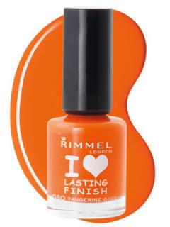 Orange, toenails and color. ;]