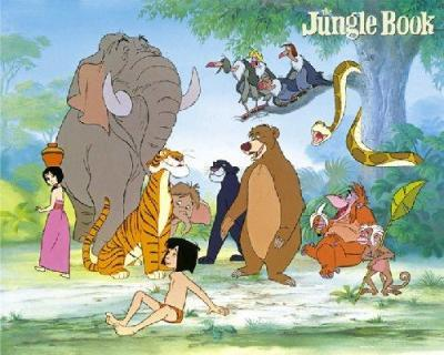 Jungle Book Lion King Lion King And The Jungle