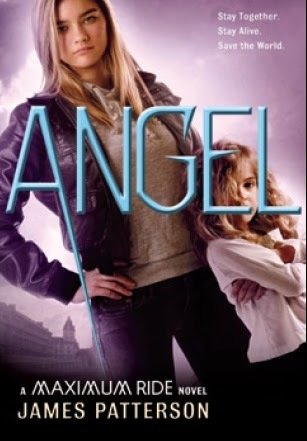 """There is a book after """"Fang"""" called """"Angel"""". Stay Together. Stay Alive. Save the World."""