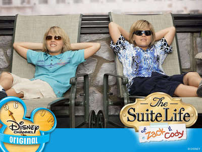 the suite life of zack and cody! <3