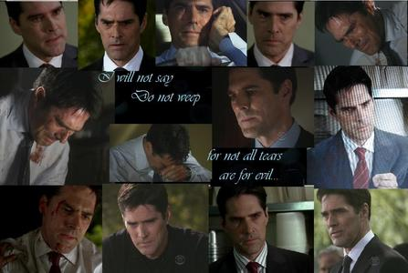 Thomas Gibson from Criminal Minds...