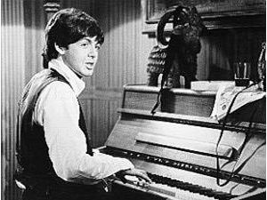 Sorry, I can't say Danny Elfman on this one. I think Paul McCartney's always going to be my all-time favourite.