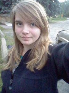 This is me.. Not one of the pictures I have but thats still me! XD :)