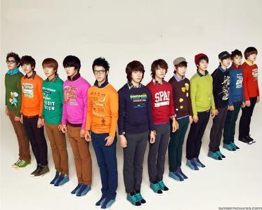 Super junior is my fav ;)