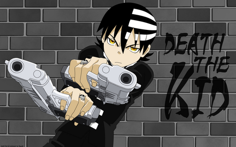 Mine is of Death The Kid from Soul Eater x3