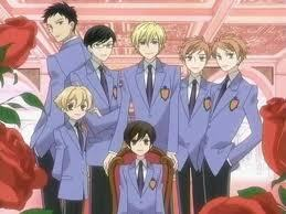 Mine is Host Club ^o^ It's so crazy!!! XD