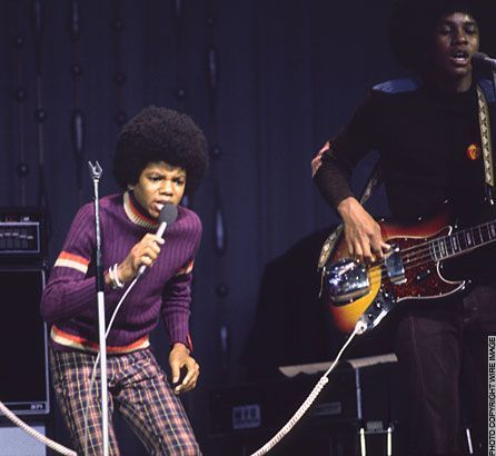 Jackson 5 era. I love him in all eras, but there's just something about the Jackson 5 era.