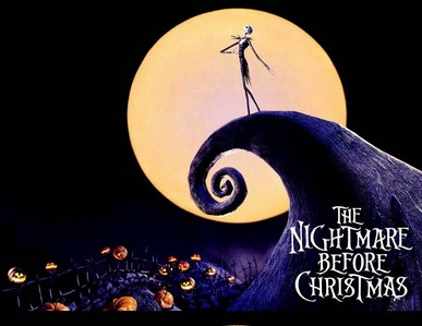 The Nightmare Before क्रिस्मस :) I <3 this movie!