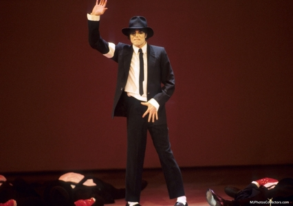 I have a lot, but whenever MJ wears a suit its just like OMG... especially the ones he wore when he performed Dangerous *drools*