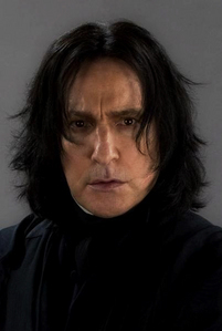 Snape. Alan/Snape make me drool, and there is never enough of him on screen he could be in every scene and I would be happy. If I were a Lesbian I would marry Bellatrix. Heck I think I would marry her anyway and Im straight. LOL. I love both of them so much. Snape would come first though...OH GOD....IM SO going to cry when Part 2 comes. DAMN IT, not fair...my fav. have to....you know...kick the..