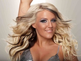 Cascada (Natalie Horler) my seconde fave... the first is Taylor snel, swift but 'cause there's already!