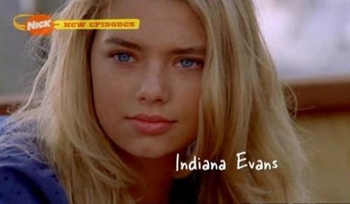 Indiana Evans!<3