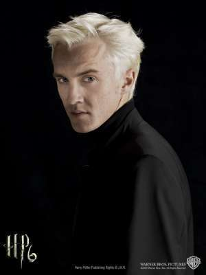 Draco malfoy because i believe he is misunderstood and just pretends to be a heartless soul to make his father happy. He can be a great husband because he obviously doesn't want to be a death eater. And he is a hottie!!!! :)