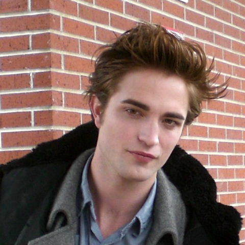 Of course Edward Cullen!!!!!!!!!!!!!!!!!!!!!!!!