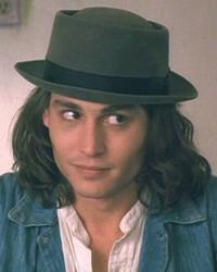Johnny Depp. No contest.