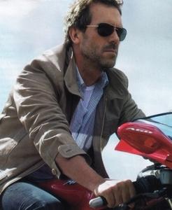 Mr. Hugh Laurie y'all (: