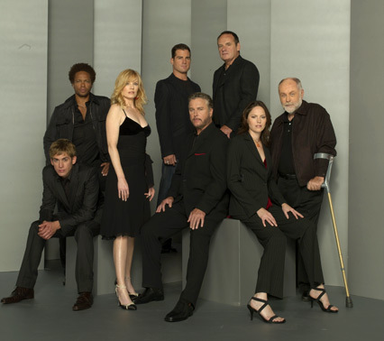Mine is CSI: Crime Scene Investigation, this is from the good old days when the team was together.