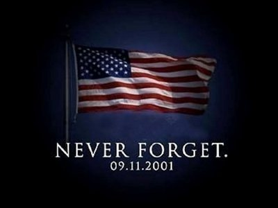 "Thank te for doing this.This means alot.I wish that the saying ""9/11"" never existed.but it makes us stronger as people,to come together.Lets not blame anyone on this day,lets come together and unite as one<3 lets remember 9/11"