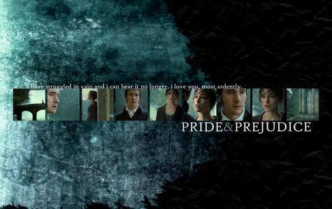 A picture of my yêu thích movie, Pride and Prejudice (2005). :)
