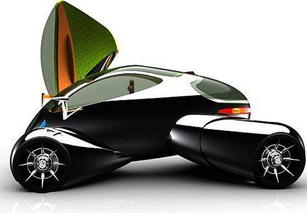 weird car XP